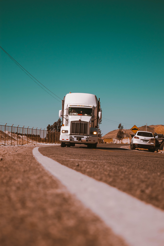 truck driver experiencing fatigue